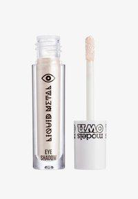 LIQUID METAL EYESHADOW - Eye shadow - silver