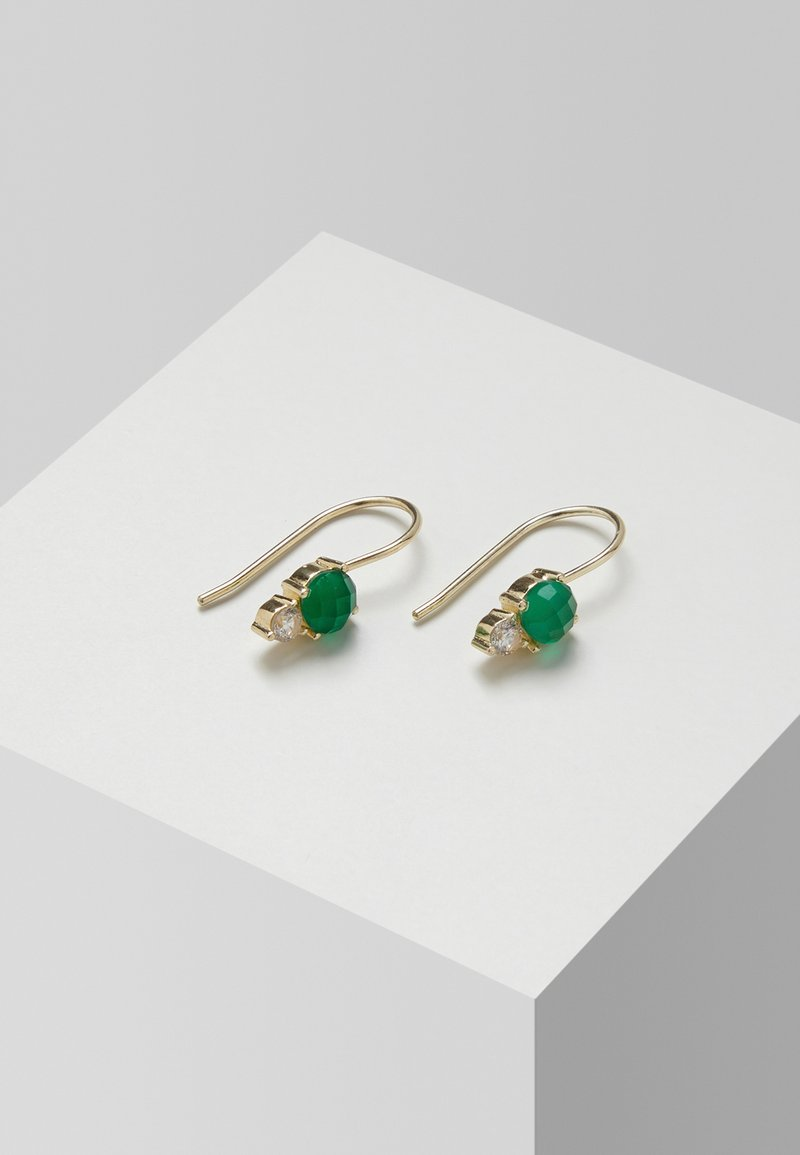 Oliver Bonas - Earrings - green