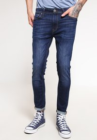 Jack & Jones - JJILIAM JJORIGINAL - Jeans Skinny - blue denim - 0
