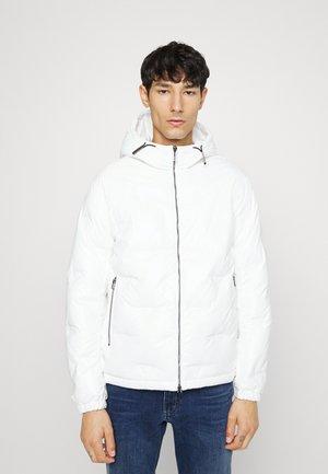 JACKET - Down jacket - bianco caldo