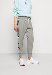 Polo Ralph Lauren - SEASONAL - Tracksuit bottoms - dark vintage heat - 0
