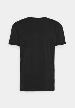 THILO - T-shirt basique - black