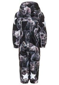 Molo - POLARIS  - Snowsuit - black - 2