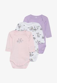 Name it - NBFBODY UNICORN 3 PACK - Body - lavendula - 5