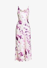 Bardot - TIE DYE SLIP DRESS - Maxi dress - purple - 4