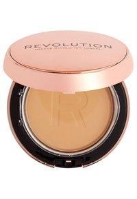 Makeup Revolution - CONCEAL & DEFINE POWDER FOUNDATION - Foundation - p10 - 1