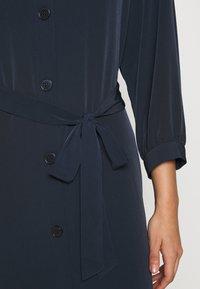 Monki - VALENTINA DRESS - Skjortekjole - blue - 6