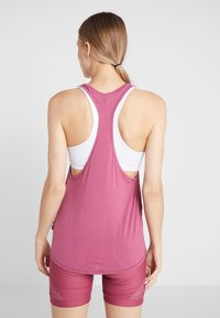 Cotton On Body - TWO IN ONE TANK - Top - rose sangria/coral sugar - 2
