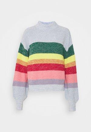 Jersey de punto - multicoloured