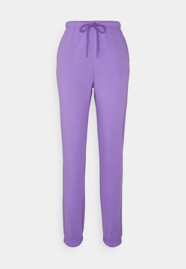 PCCHILLI PANTS - Pantalon de survêtement - dahlia purple