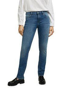 Esprit - Straight leg jeans - blue medium washed - 5