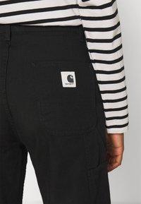 Carhartt WIP - PIERCE PANT - Pantalon classique - black - 4