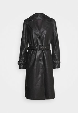 RAZKIELLE - Trenchcoat - black