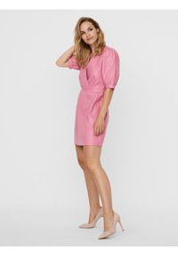 Vero Moda - Day dress - chateau rose - 1
