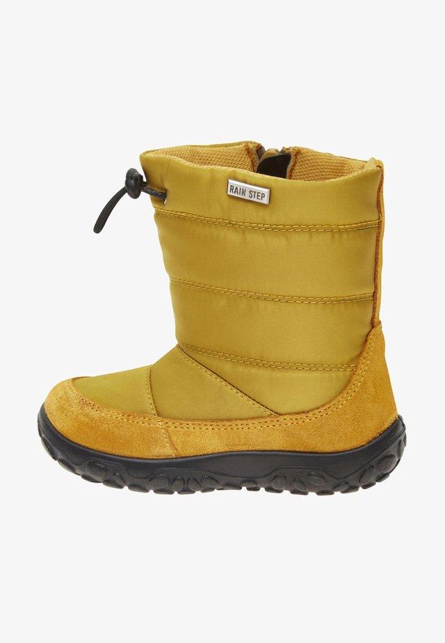 POZNURR - Bottes de neige - giallo