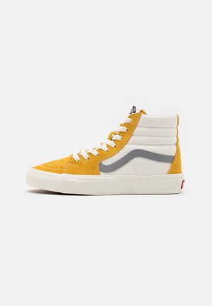 SK8 UNISEX - Höga sneakers - honey gold/marshmallow