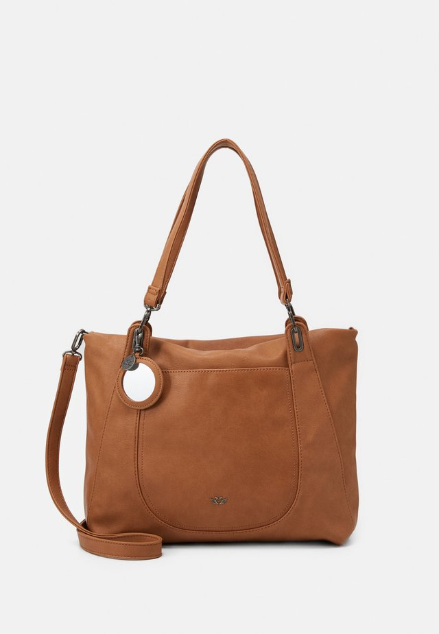 NORIE - Shopper - caramel