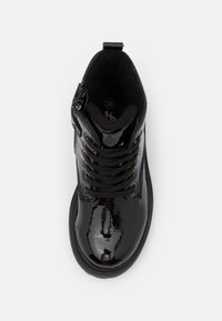 Lurchi - XENIA-TEX - Lace-up ankle boots - black - 3