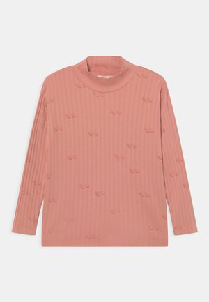 UNISEX - Long sleeved top - rose/red