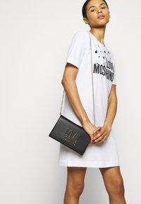 Love Moschino - Jersey dress - optical white - 3