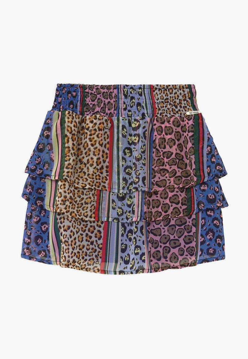 Retour Jeans - SYLVANA - A-line skirt - lilac
