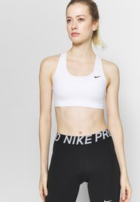 Nike Performance - BRA NON PAD - Sport BH - white/black - 0