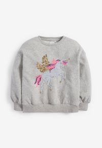 Next - Sweater - grey - 2