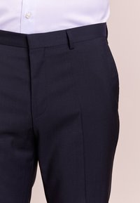 HUGO - HARTLEYS - Pantalon de costume - dark blue - 3