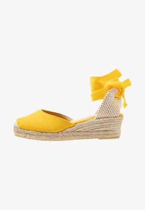 MINI - Veterpumps - yellow