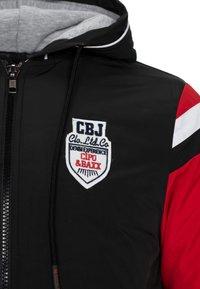 Cipo & Baxx - Zip-up hoodie - black - 3
