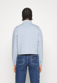 Dickies - OAKPORT QUARTER ZIP  - Sweatshirt - fog blue - 2