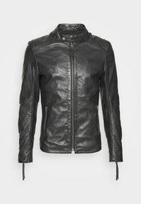 Tigha - DENZEL - Leather jacket - black - 4