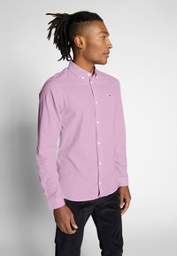 Tommy Jeans - OXFORD SHIRT - Koszula - pearly pink - 3
