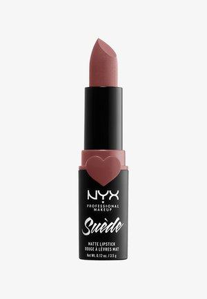 SUEDE MATTE LIPSTICK - Lipstick - 5 brunch me