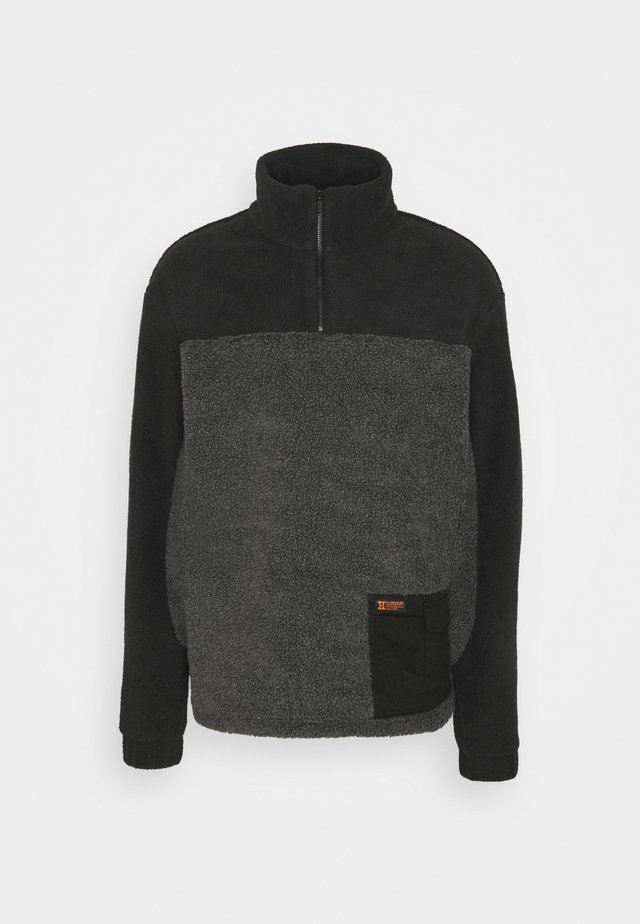 SESAME  - Fleecepullover - dark grey
