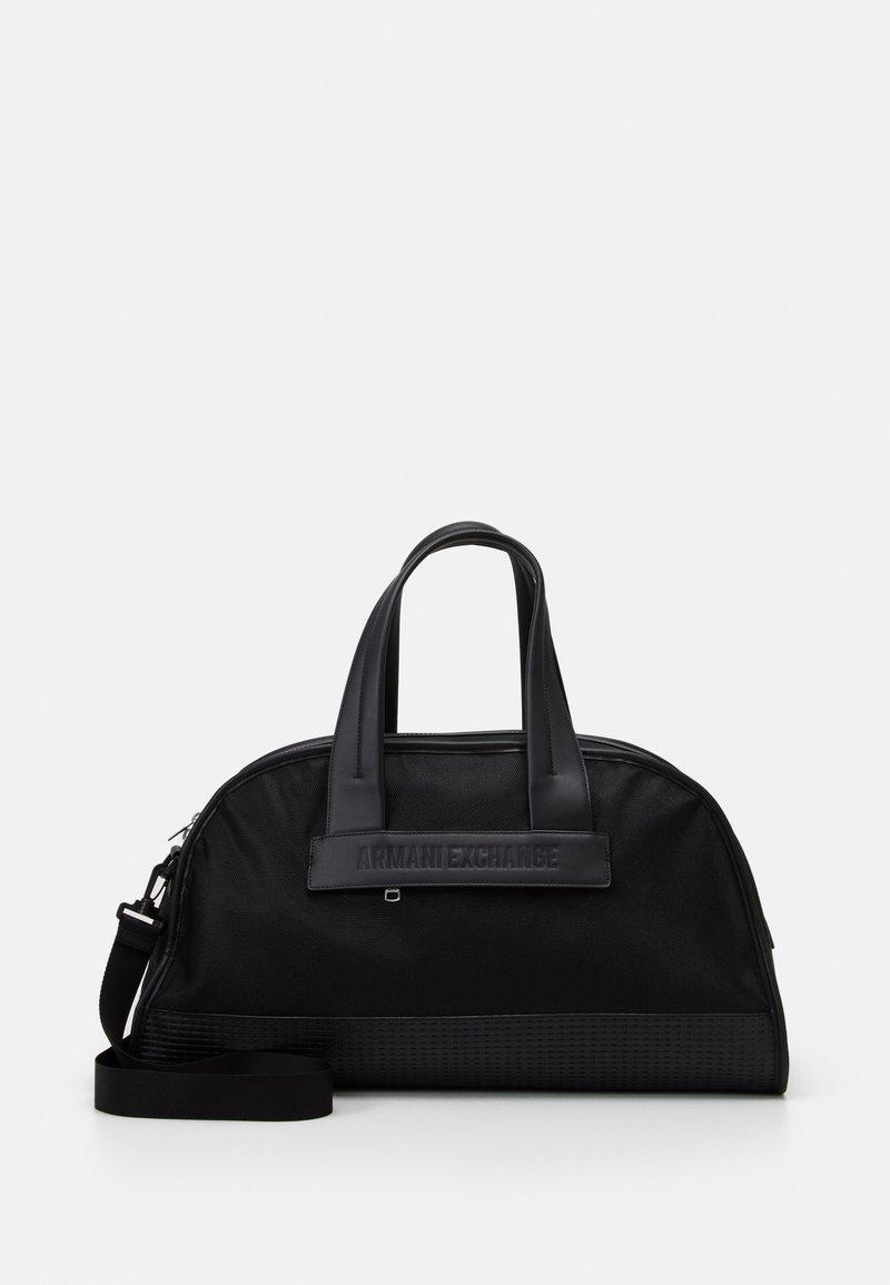 Armani Exchange - Weekend bag - nero