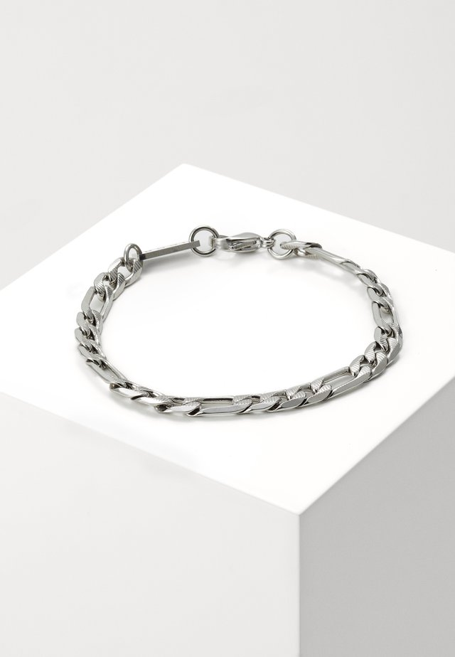 PRINCIPLE CHAIN BRACELET - Armbånd - silver-coloured
