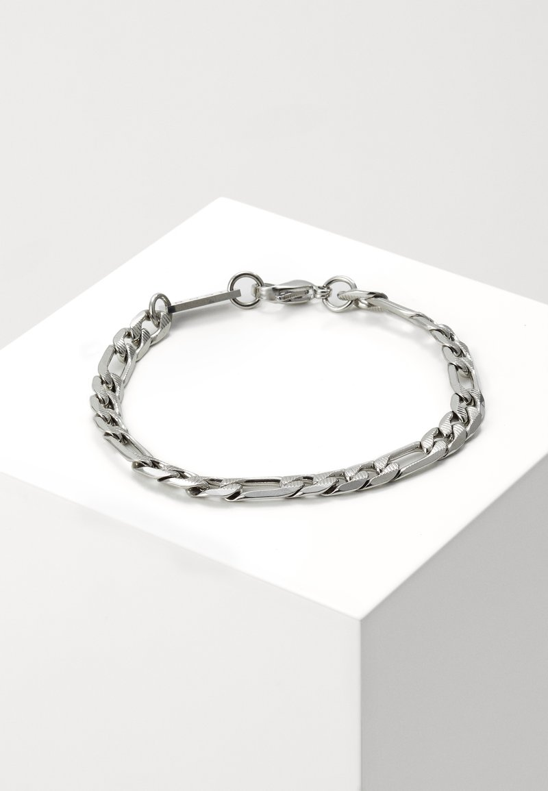 Icon Brand - PRINCIPLE CHAIN BRACELET - Bracelet - silver-coloured