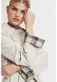 Karen by Simonsen - ELLAKB  - Trench - smoke gray - 3