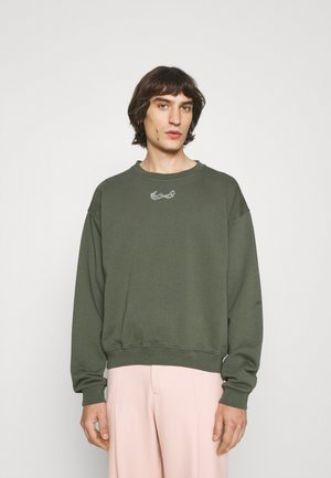 COOPER CREWNECK - Sweatshirt - army