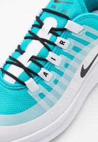 Nike Sportswear - AIR MAX AXIS - Sneaker low - oracle aqua/black/white - 5