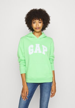 FASH - Jersey con capucha - citrus green