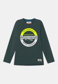 Vingino - JENTO - Long sleeved top - steel green - 0