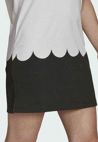 adidas Performance - MARIMEKKO - Sports dress - white - 6