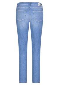 MAC Jeans - MELANIE  - Bootcut jeans - light blue - 3