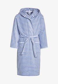 Sanetta - Dressing gown - sky blue - 0