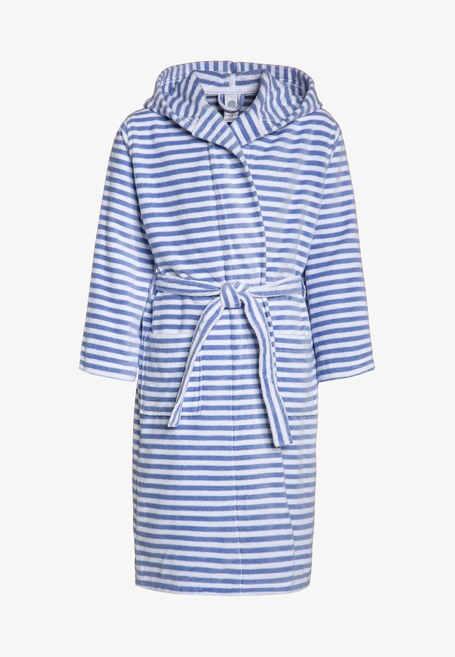 Dressing gown - sky blue