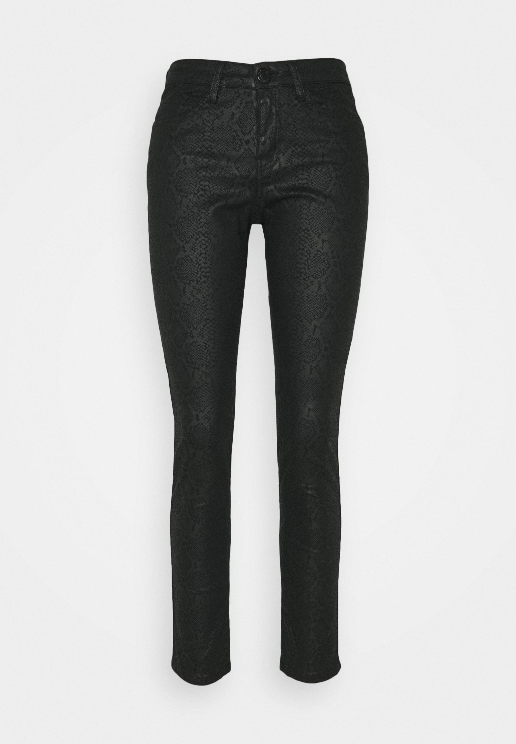 Women EMILY CRISTAL SNAKE - Slim fit jeans