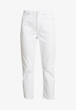 PAX - Straight leg jeans - white