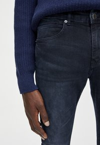PULL&BEAR - Jeans Skinny Fit - dark blue denim - 3